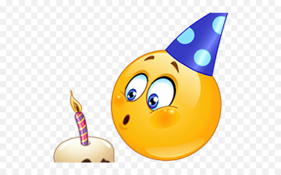 Download Hd Emoji Clipart Birthday Cake - Birthday Cake Emoji Png