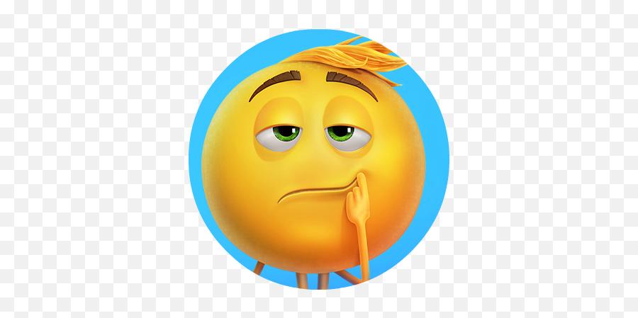Emoji Movie Cupcake Toppers - Emoji Movie