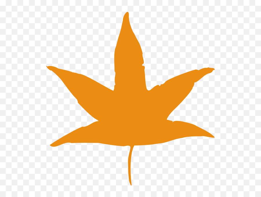 Clipart Leaves Winter Clipart Leaves Winter Transparent - Autumn Leaves Clip Art Emoji,Autumn Leaf Emoji