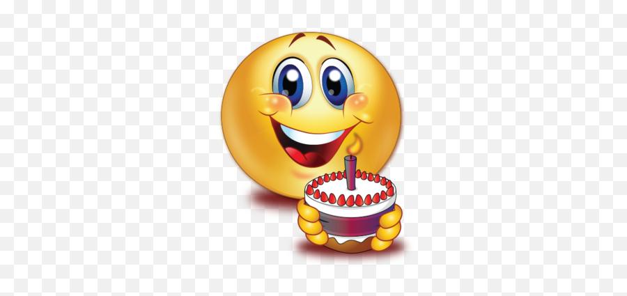 Birthday Cake Emoji - Birthday Cake Emoji Birthday Emojis