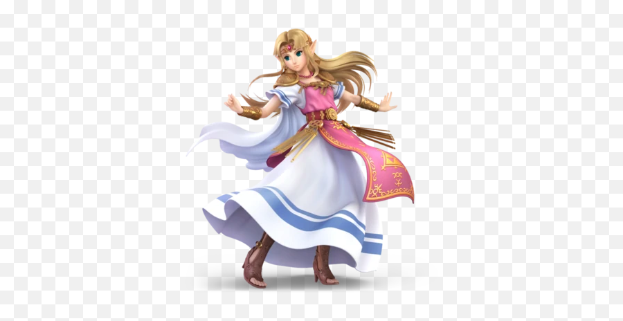 Make A Fake Announcement The Next User - Princess Zelda Smash Ultimate Emoji