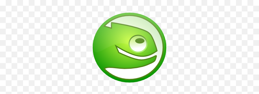 Opensuse Leap 15 - Opensuse Icon Emoji