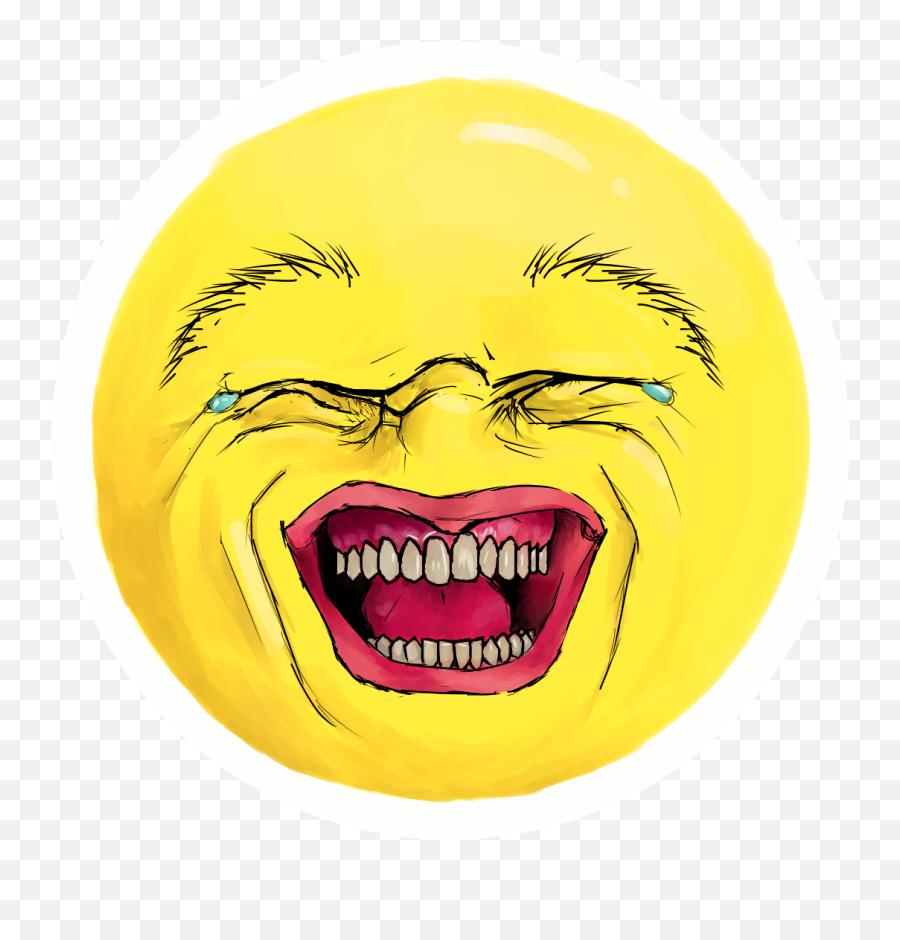 Laughing Crying - Realistic Laughing Crying Emoji,Laughing Emoji