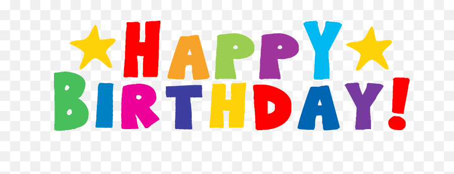 Happy Birthday To You And You And - Happy Birthday Png Emoji