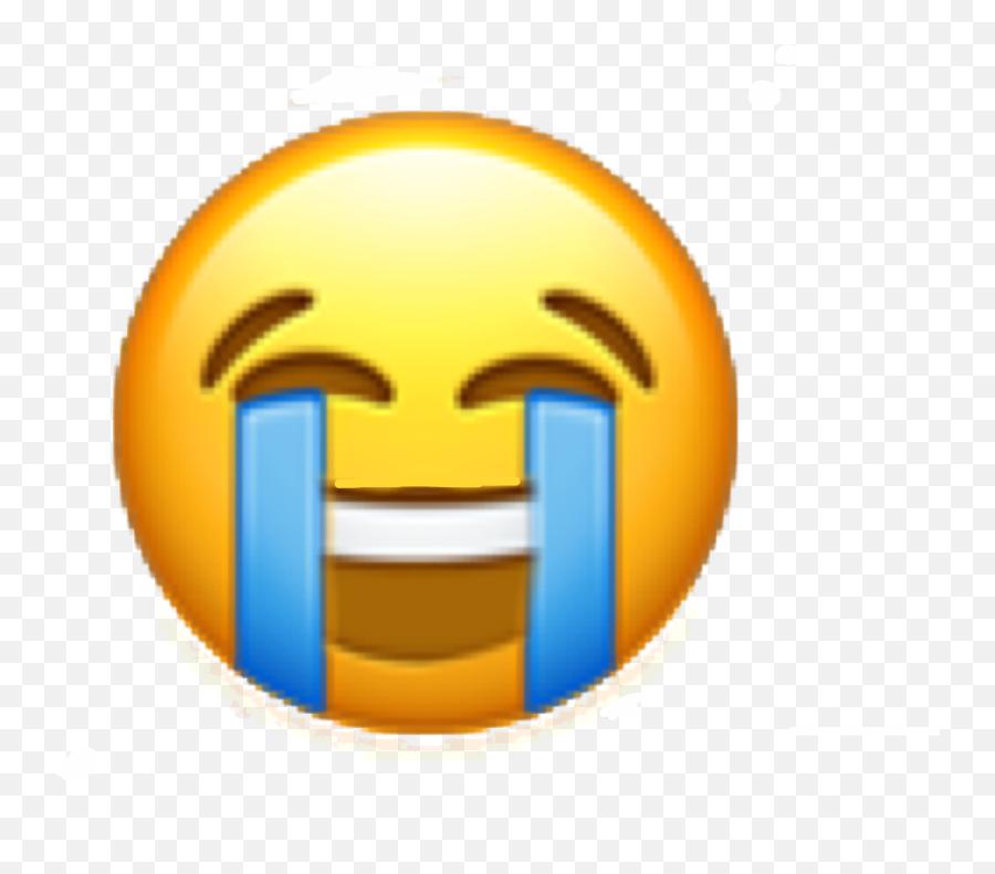 Tear Tears Happytear Happytears Emoji - Sad Crying Emoji Transparent