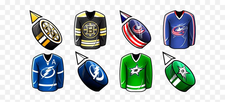 National Hockey League Mouse Cursors - Emblem Emoji