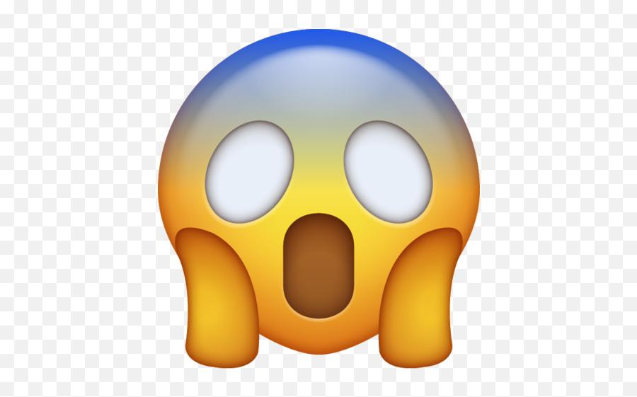 Omg Emoji Png Transparent Background - Surprised Emoji,Emoji