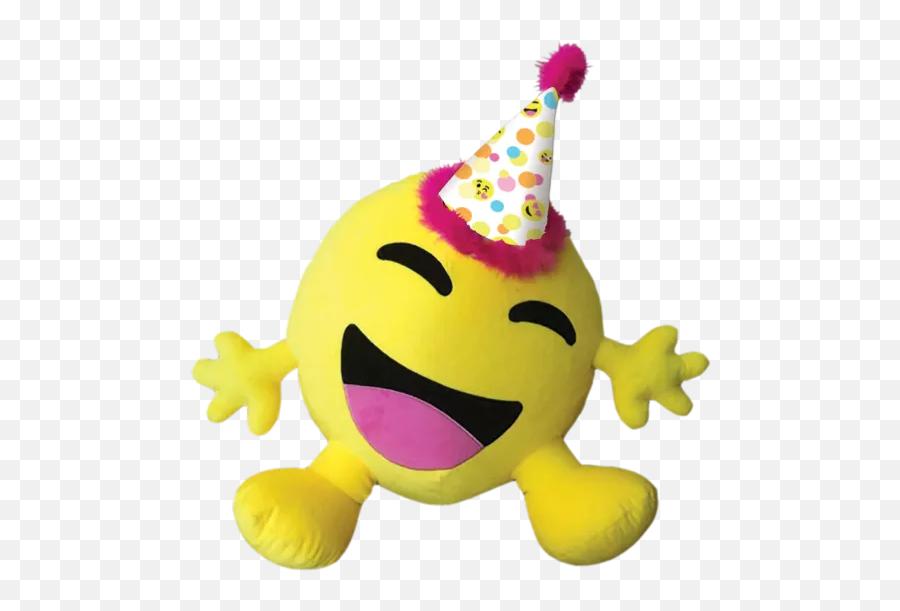 Happy Birthday Emoji Bestie - Emoji Super Feliz