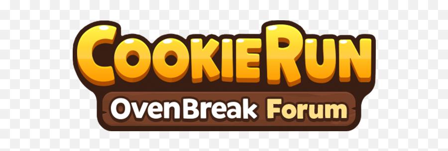 Join us on Discord - Cookie Run Ovenbreak Title Emoji