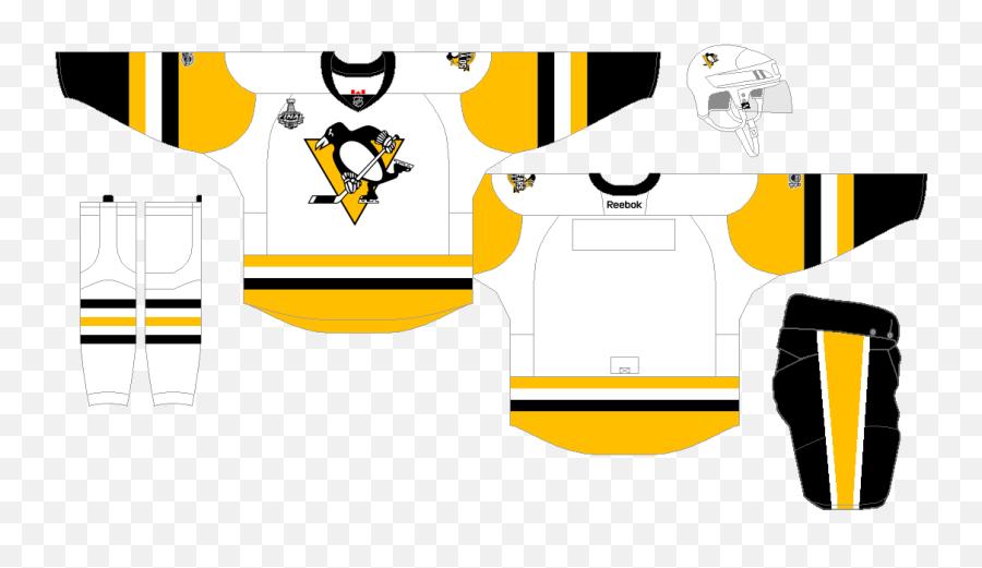 Nhl Pittsburgh Penguins Pillowcase - Pittsburgh Penguins Jersey Concepts Emoji