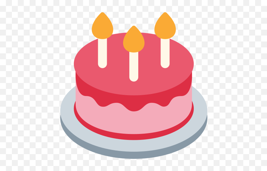 Birthday Cake Emoji Meaning With Pictures - Cake Emoji Png
