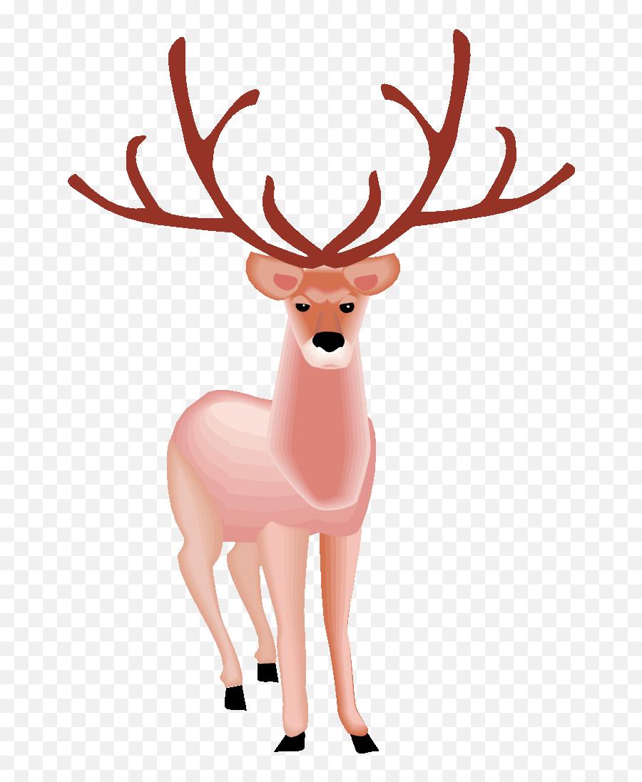 Free Deer Clipart - Deer Emoji,Deer Emoji Iphone