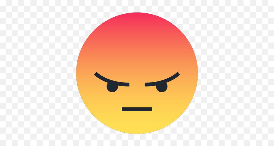 Laughing Emoji Transparent Png - Facebook Angry React Png,Laughing Emoji