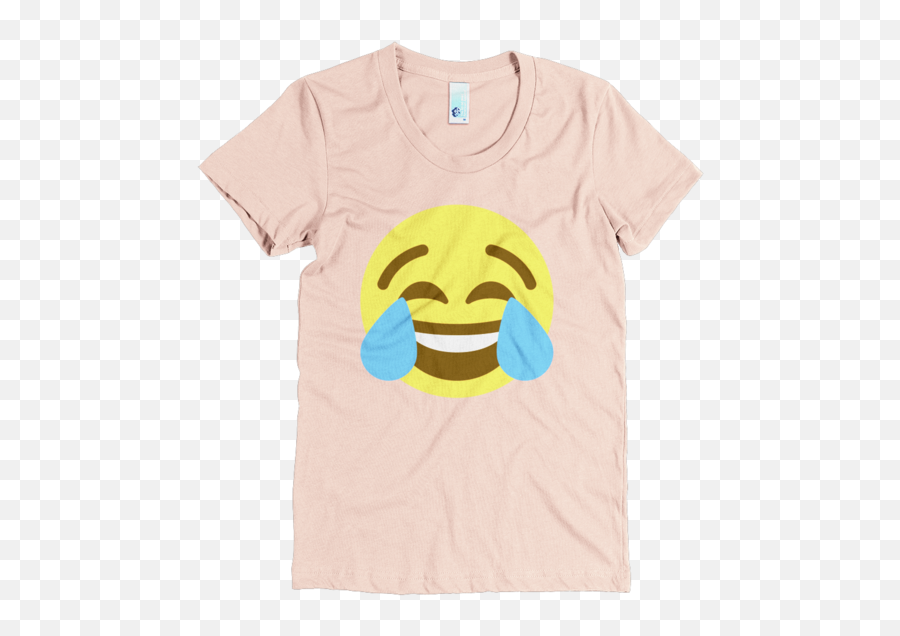 Emoji Clothing - Cartoon,Happy Tears Emoji