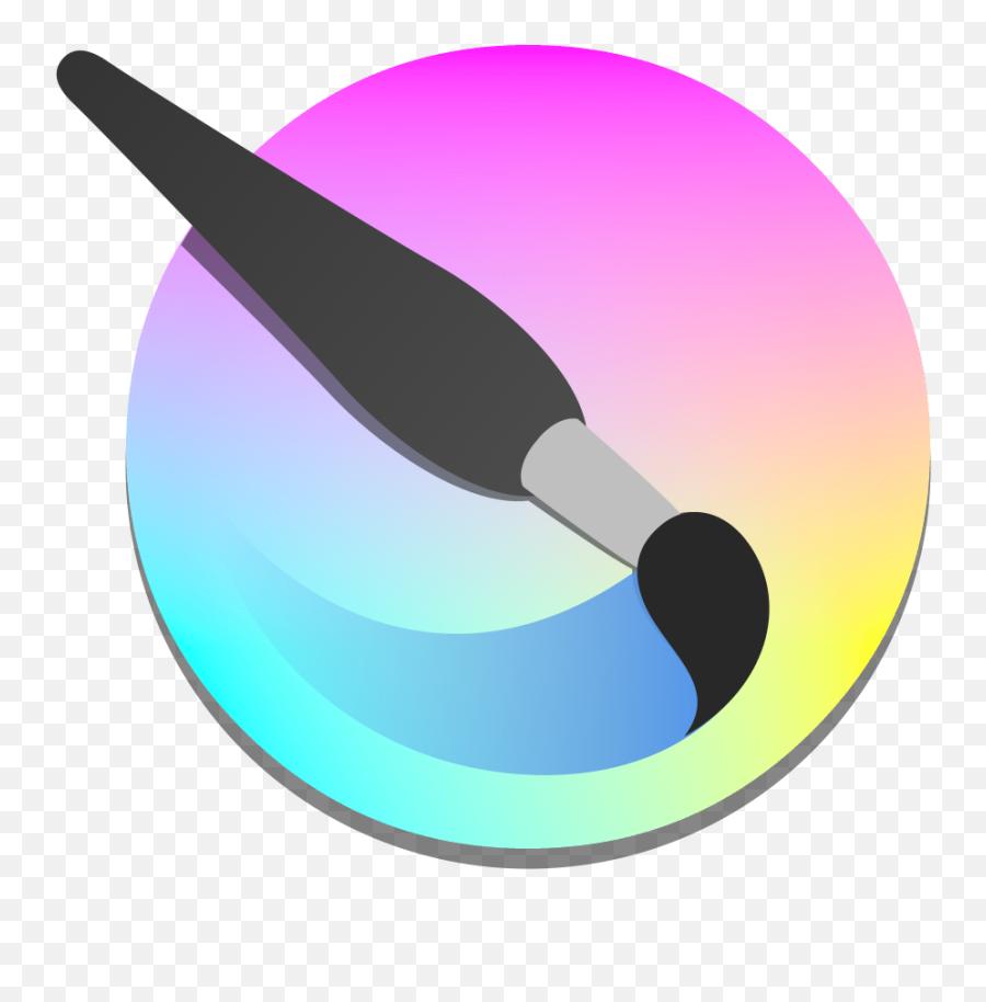 Planet Ubuntu - Krita Logo Transparent Background Emoji