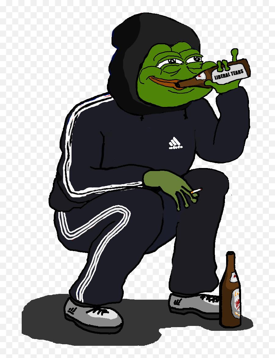Tears Clipart Defeated - Pepe The Frog Russian Emoji,Crocodile Tears Emoji
