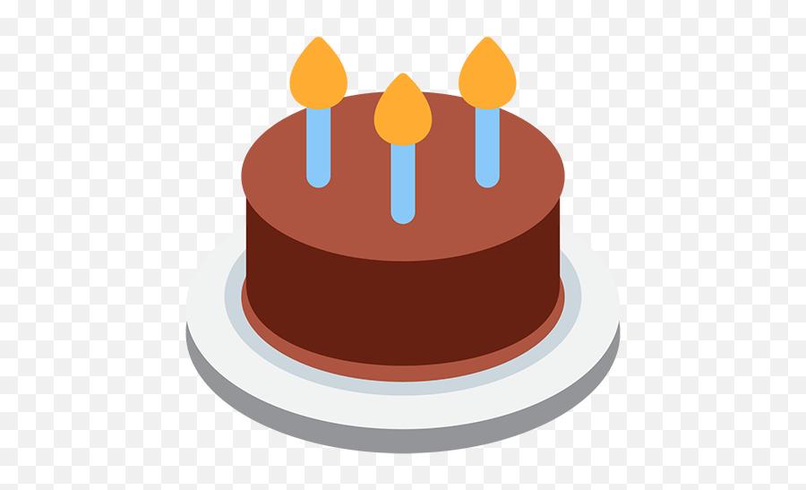 Birthday Cake Emoji For Facebook Email Sms - Birthday Cake Emoji Png