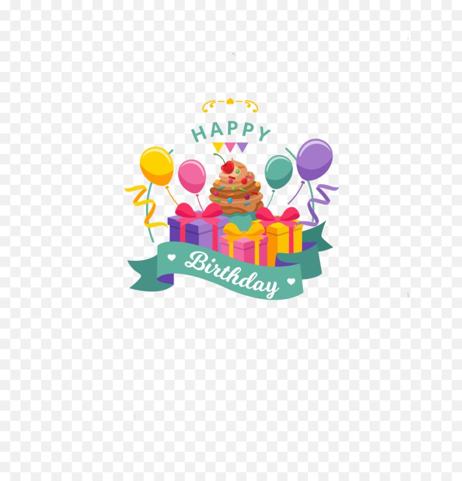 Transparent Background Happy Birthday - Logo Transparent Happy Birthday Emoji