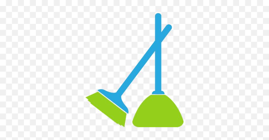 Mop And Broom - Transparent Mop And Broom Emoji,Broom Emoji For Iphone