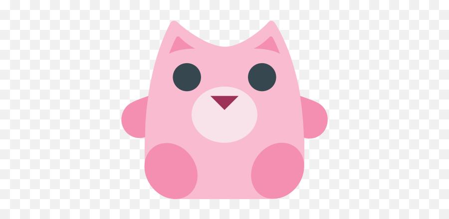 Plush Icon - Free Download Png And Vector Cartoon Emoji,Owl Emoji Iphone