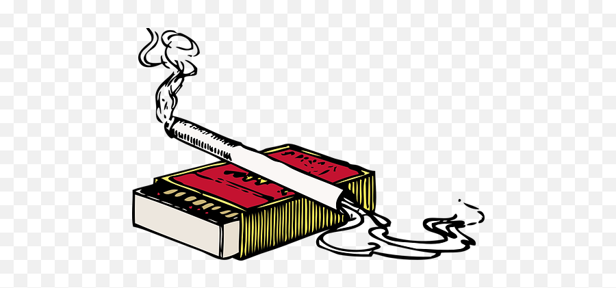 300 Free Smoke u0026 Smoking Vectors - Pixabay  Cigarette Png Vector Emoji