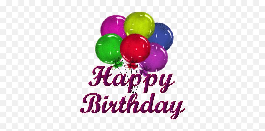 Feliz Aniversario - Happy Birthday Transparent Gif Emoji