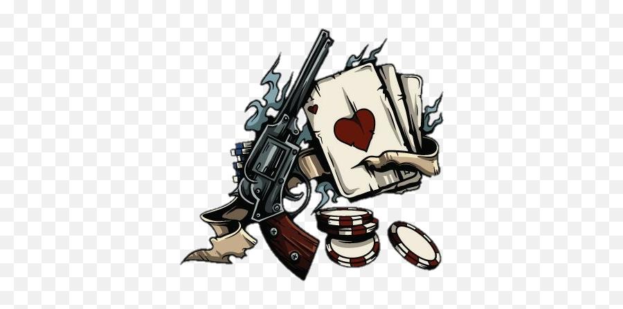 Popular And Trending Poker Stickers - Tattoo For Mens Poker Emoji