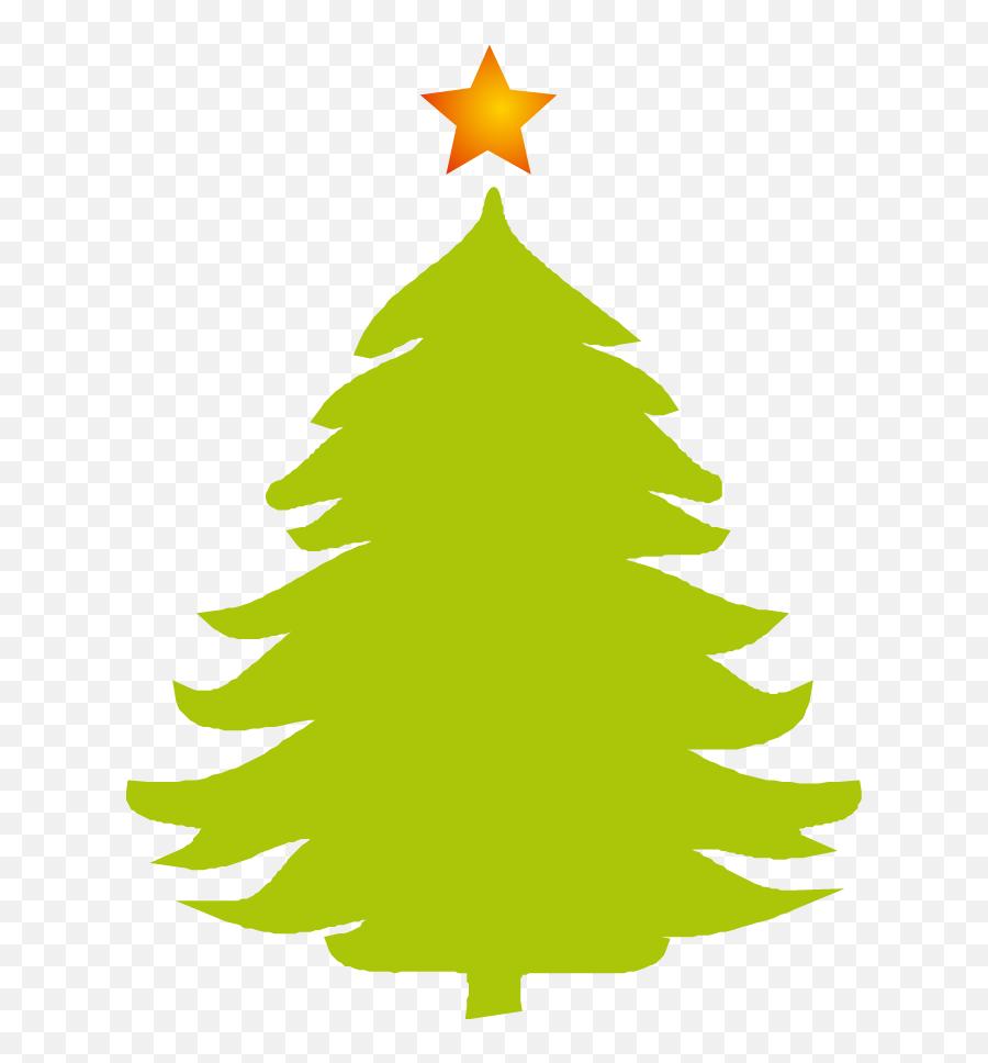 Christmas Tree Icon - Green Christmas Tree Hd Emoji,Christmas Tree Emojis