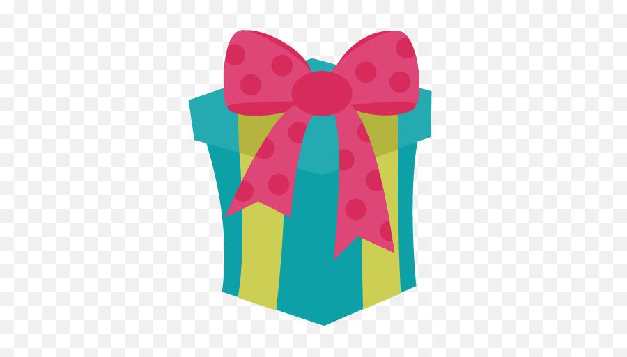 Present Birthday T Clipart - Birthday Gift Clipart Png Emoji