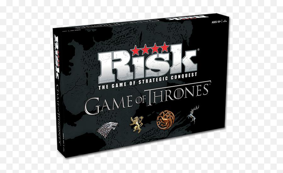 Game Of Thrones Skirmish Edition Board Game - Risk Emoji