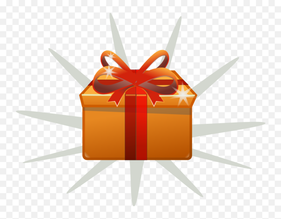 Wrapping Presents Clipart - Surprise Clipart Emoji