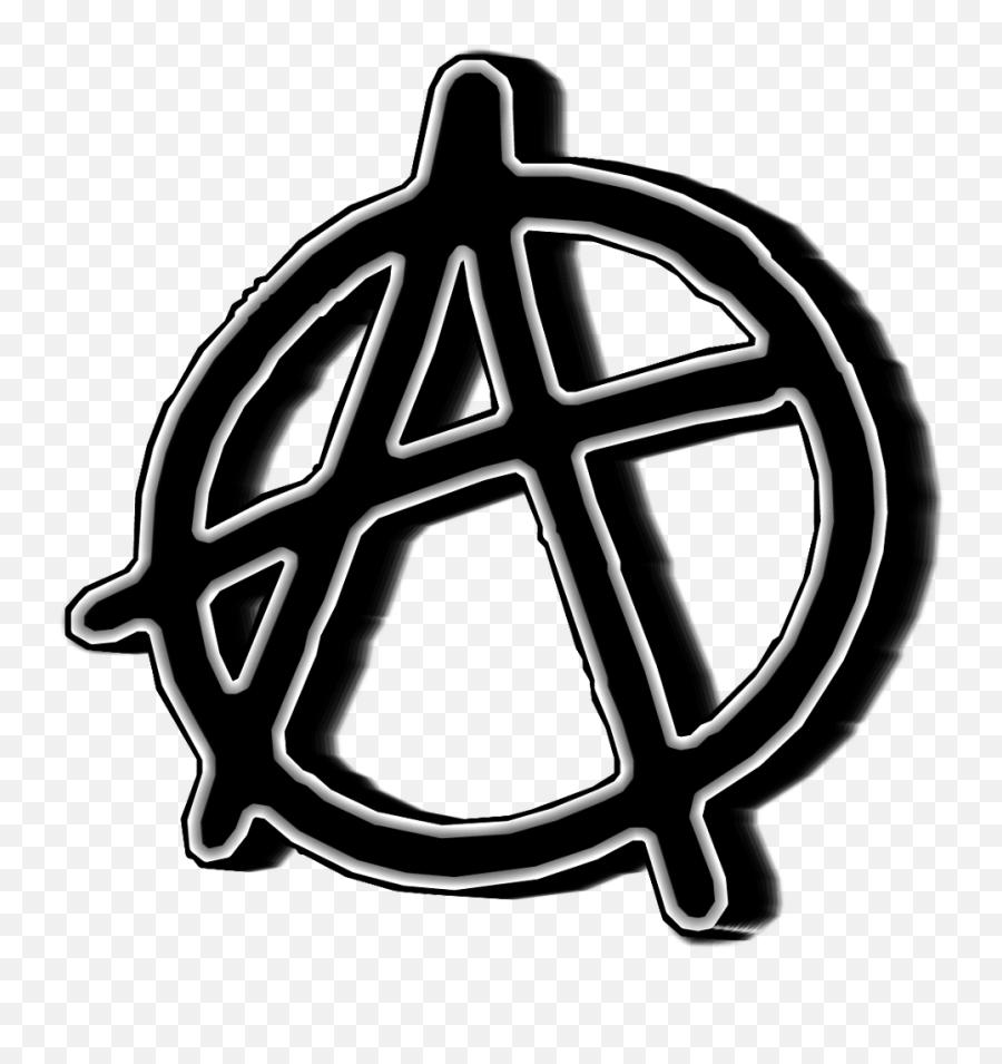 A A Anarchy Anarchie 3d Letter Lettre Lettrea Dubrootsg - Emblem Emoji,Anarchy Emoji