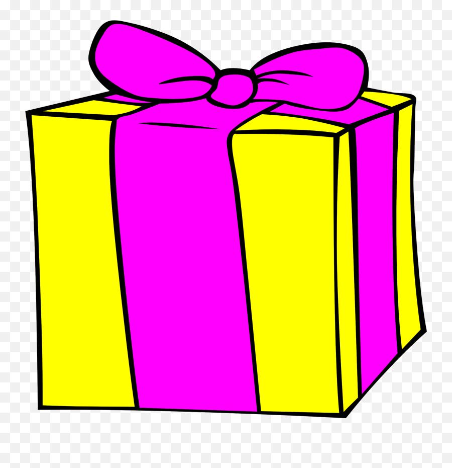 Present Clipart Image - Birthday Present Clipart Emoji