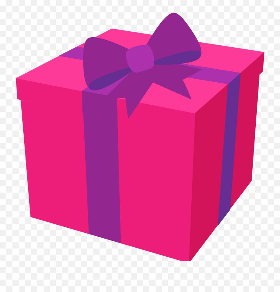 Happy Birthday Present Clipart - Birthday Present Clip Art Transparent Emoji