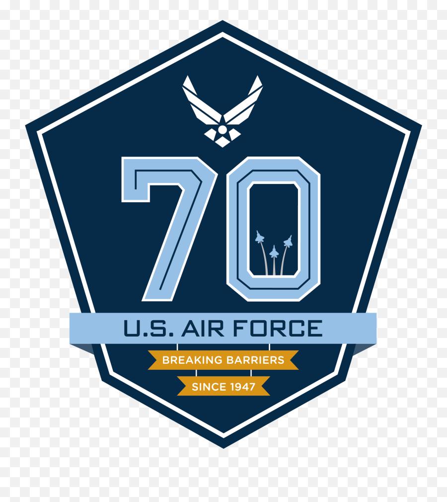 Happy 70th Birthday U - Us Air Force 70th Emoji