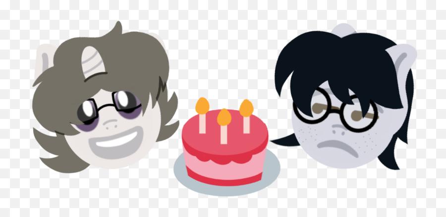 Toyminator900 Birthday Birthday Cake - Cartoon Emoji