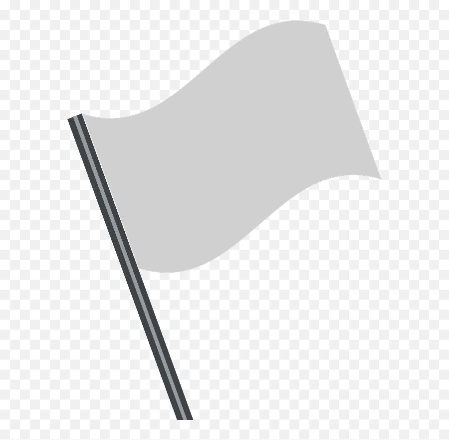 White Flag Emoji Clipart - Bandera Blanca Png
