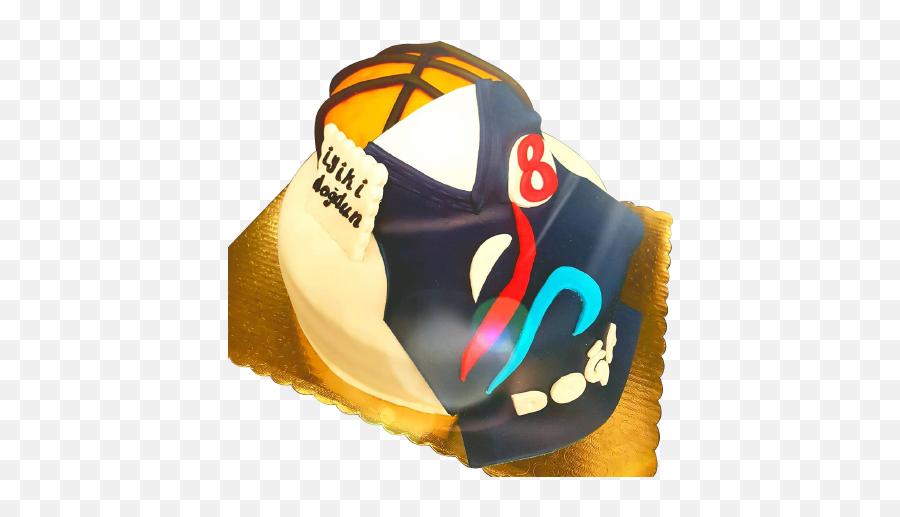 Pastalar - Birthday Cake Emoji