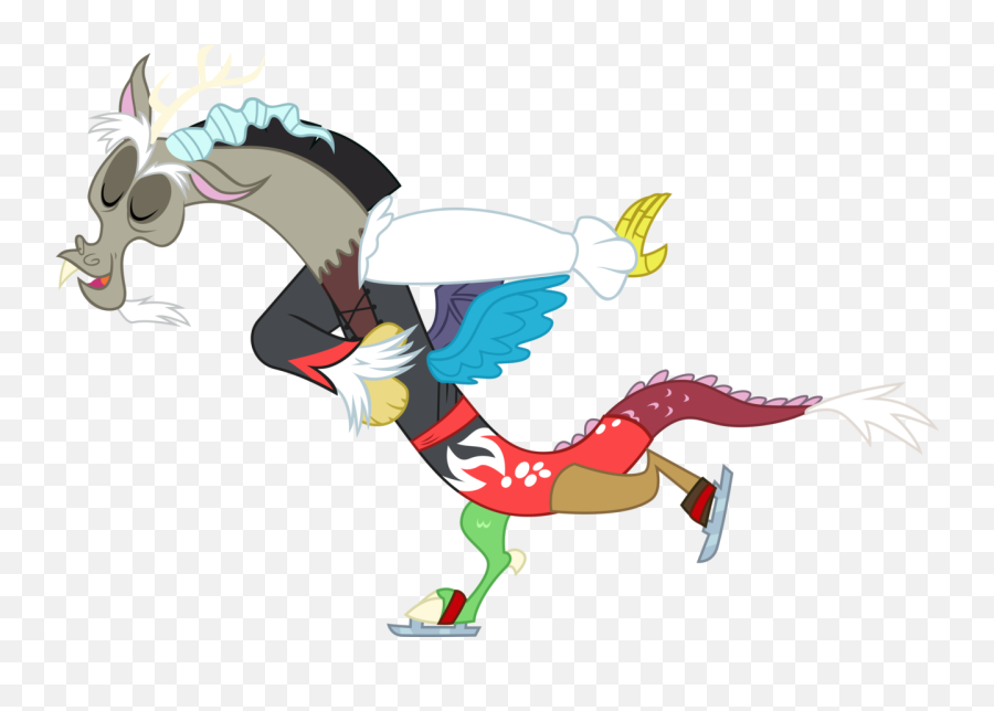 Discord Background Check - Discord On Ice Mlp Emoji