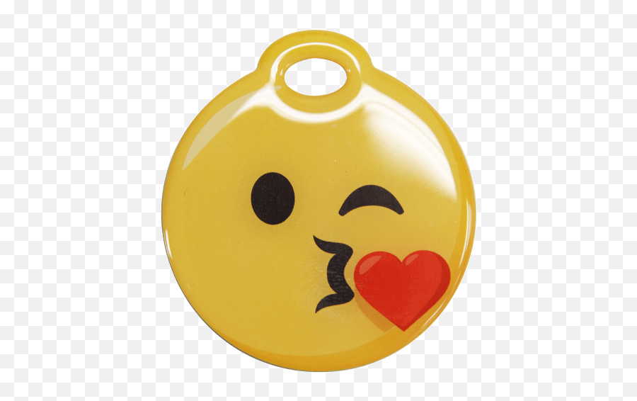 Emoji Luggage Tags - Smiley,Silly Emoji