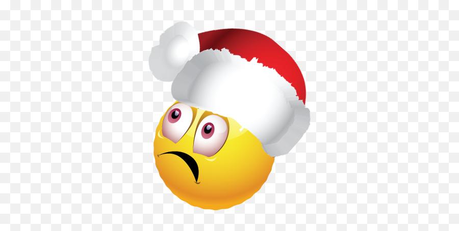 Christmas Pack 1 - Cartoon Emoji,Santa Emoji Iphone