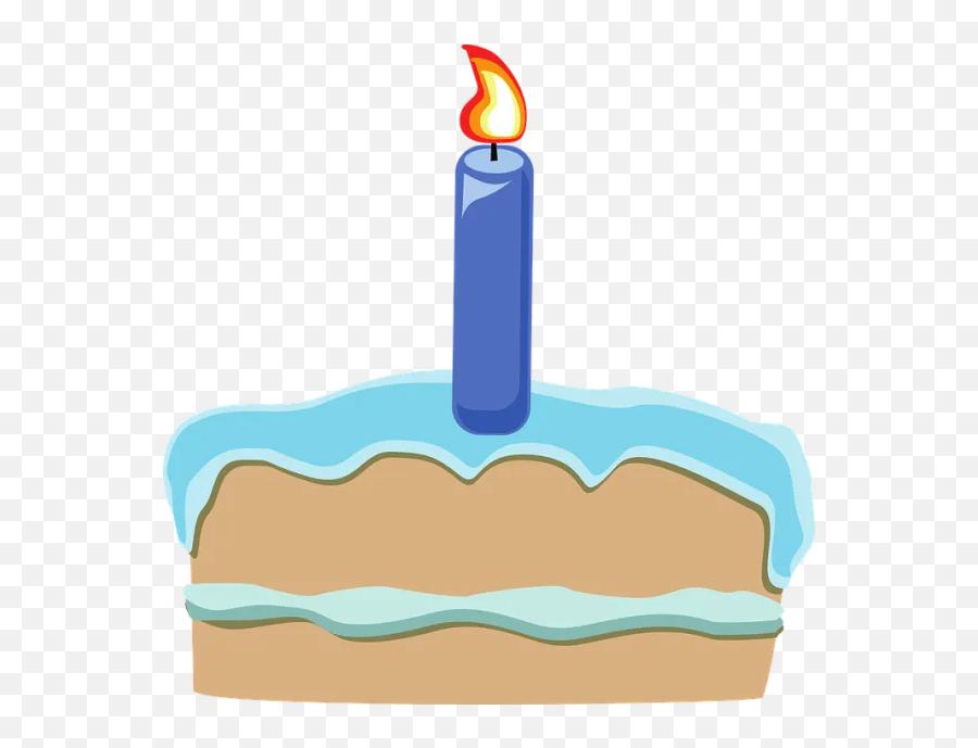 Use Birthdaymojis To Send Emoji Birthday Wishes - Vela De Bolo Desenho