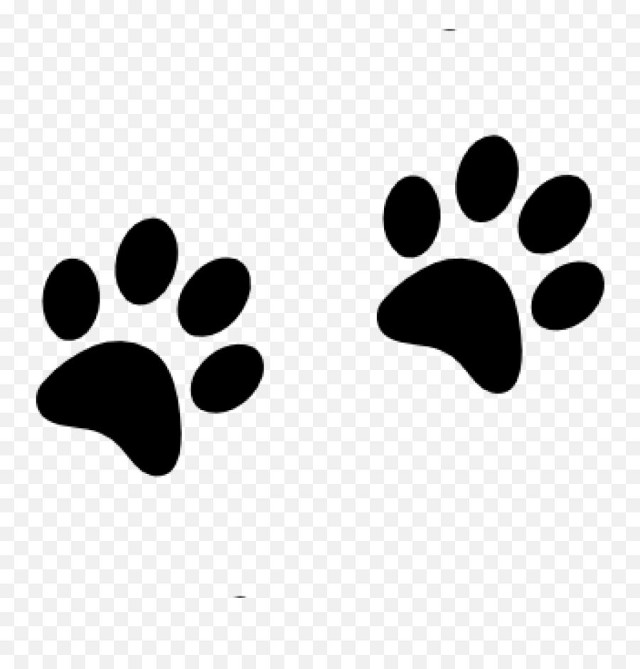 Pawprint Clipart Canine Pawprint Canine Transparent Free Paw Prints No Background Emoji Free Transparent Emoji Emojipng Com Paw dog , paw prints transparent background png clipart. pawprint clipart canine pawprint canine