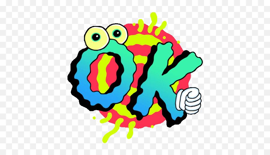 Emoji Ok Gif - Ok Gif