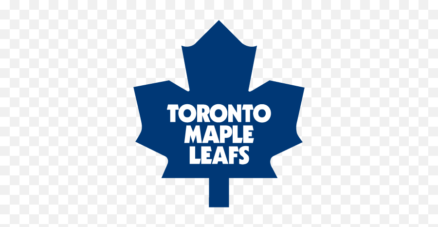 Toronto Maple Leafs Logo - Toronto Maple Leaf Symbol Emoji