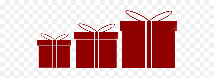 Free Surprise Gift Illustrations - Gift Box Line Png Emoji
