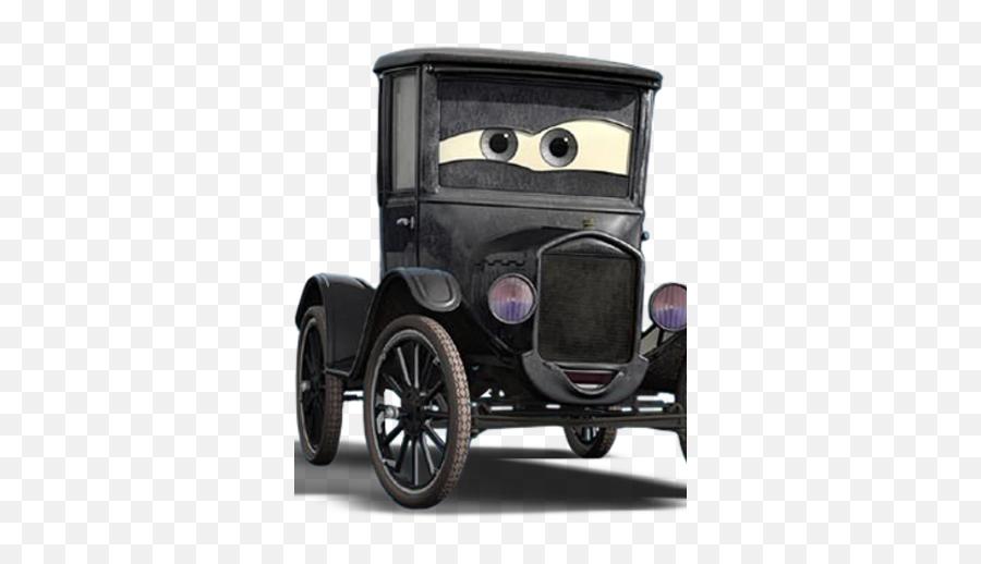 Lizzie - Disney Cars Lizzie Emoji