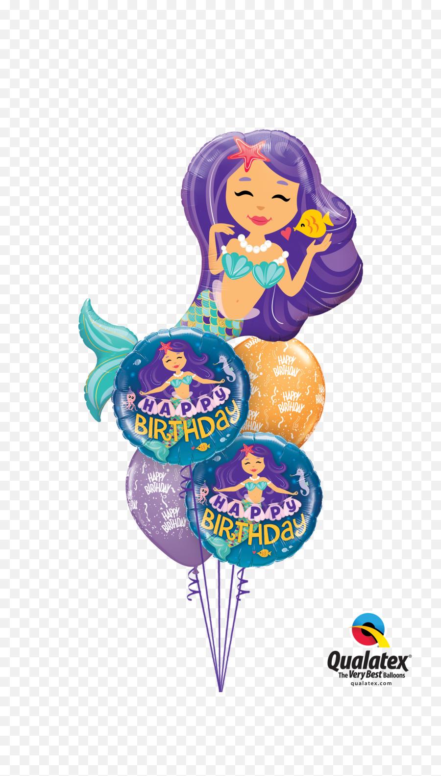 Mermaid - Mermaid Purple Hair Emoji