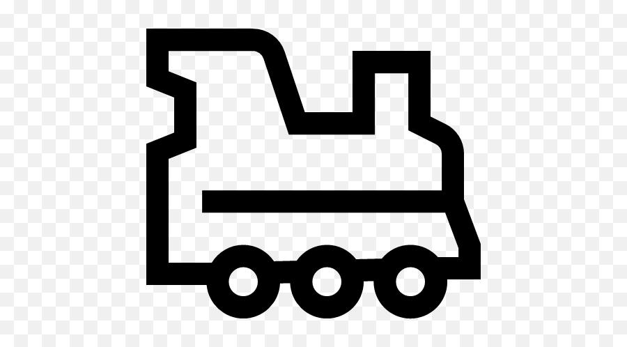Locomotive Icon - Icon Emoji