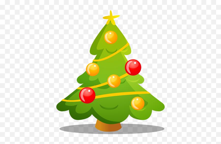 Tree Icons Free Tree Icon Download - Cute Christmas Tree Png Emoji,Christmas Tree Emoticon